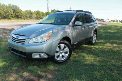 2011 Subaru Outback for sale at Elite Car Care & Sales in Spicewood TX