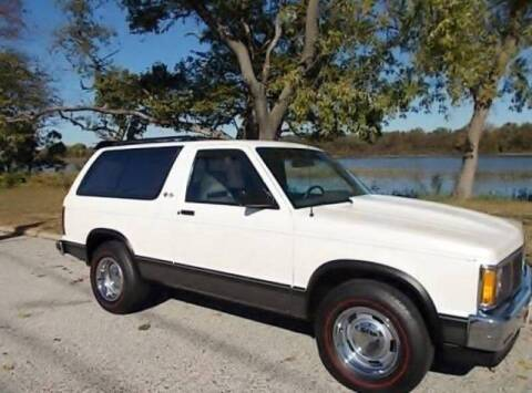 1992 GMC Jimmy for sale at C & C AUTO SALES in Riverside NJ