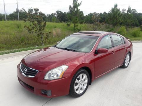 2008 Nissan Maxima for sale at Car Shop of Mobile in Mobile AL