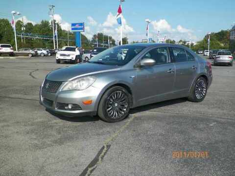 2012 Suzuki Kizashi for sale at Paniagua Auto Mall in Dalton GA