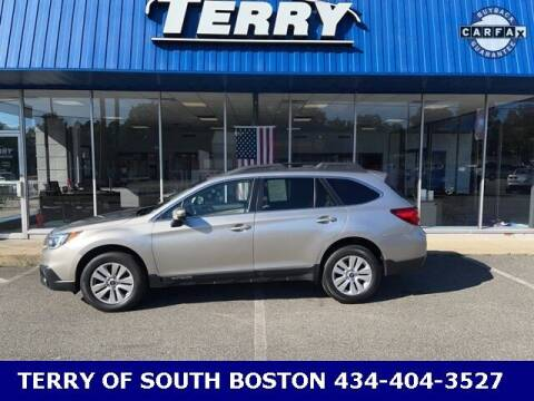 2017 Subaru Outback for sale at Terry of South Boston in South Boston VA