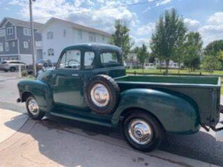 1954 Chevrolet 3100 for sale at J Wilgus Cars in Selbyville DE