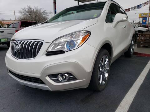 2014 Buick Encore for sale at All American Autos in Kingsport TN