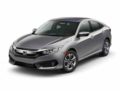 2016 Honda Civic for sale at MILLENNIUM HONDA in Hempstead NY