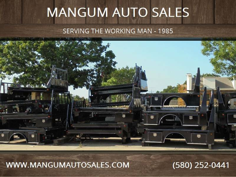 2021 Various Flatbeds for sale at MANGUM AUTO SALES in Duncan OK