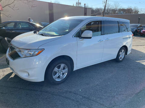 2011 Nissan Quest for sale at Matrone and Son Auto in Tallman NY