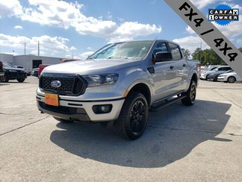 2020 Ford Ranger for sale at Hardy Auto Resales in Dallas GA