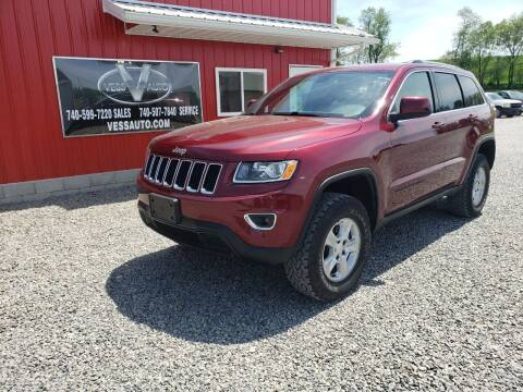 2016 Jeep Grand Cherokee for sale at Vess Auto in Danville OH