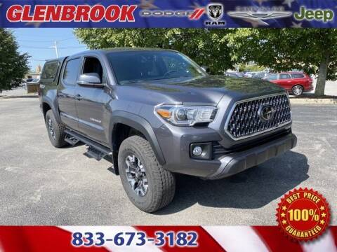 2019 Toyota Tacoma for sale at Glenbrook Dodge Chrysler Jeep Ram and Fiat in Fort Wayne IN