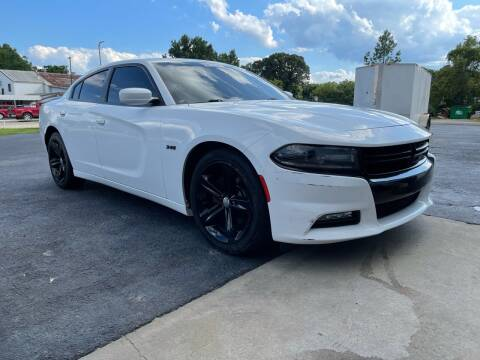 2015 Dodge Charger for sale at Rock 'n Roll Auto Sales in West Columbia SC