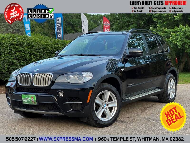 2012 BMW X5 for sale at Auto Sales Express in Whitman MA