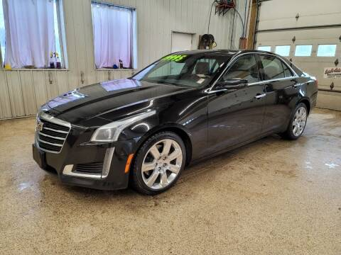 2015 Cadillac CTS for sale at Sand's Auto Sales in Cambridge MN