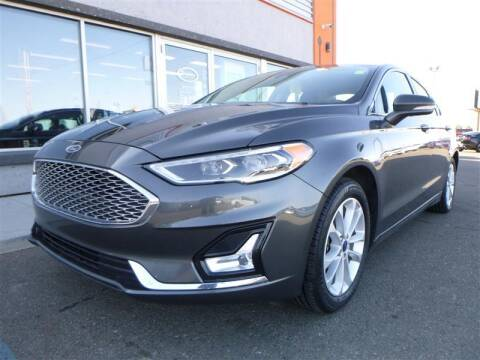 2019 Ford Fusion Energi for sale at Torgerson Auto Center in Bismarck ND