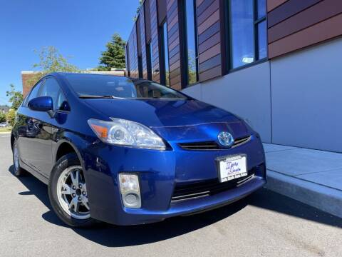 2010 Toyota Prius for sale at DAILY DEALS AUTO SALES in Seattle WA