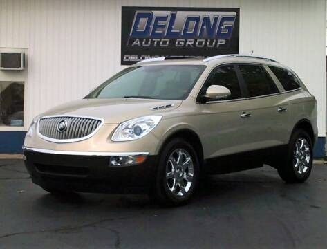 2008 Buick Enclave for sale at DeLong Auto Group in Tipton IN
