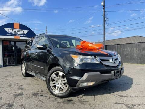 2007 Acura MDX for sale at OTOCITY in Totowa NJ
