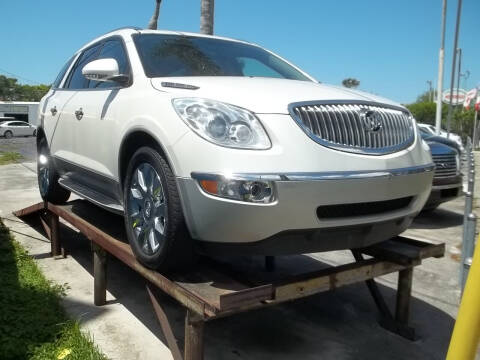 2010 Buick Enclave for sale at PJ's Auto World Inc in Clearwater FL