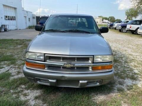 2000 Chevrolet S-10 for sale at Car Solutions llc in Augusta KS