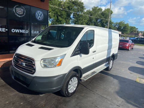 2016 Ford Transit Cargo for sale at Kings Auto Group in Tampa FL