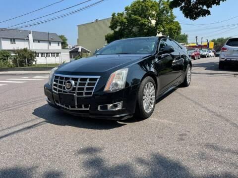 2013 Cadillac CTS for sale at Kapos Auto, Inc. in Ridgewood NY