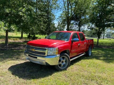 2012 Chevrolet Silverado 1500 for sale at Walker Automotive in Frontenac KS