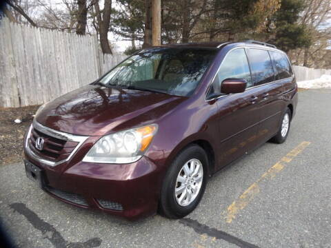 2010 Honda Odyssey for sale at Wayland Automotive in Wayland MA