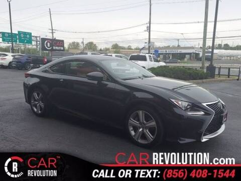 2015 Lexus RC 350 for sale at Car Revolution in Maple Shade NJ
