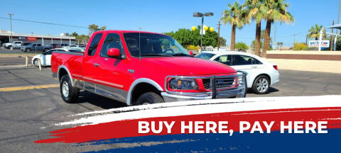 1997 Ford F-150 for sale at Auto Solutions in Mesa AZ