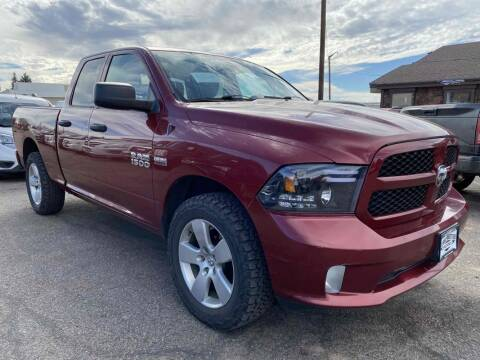 2013 RAM Ram Pickup 1500 for sale at BERKENKOTTER MOTORS in Brighton CO