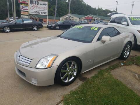 2006 Cadillac XLR for sale at AUTOPLEX 528 LLC in Huntsville AL