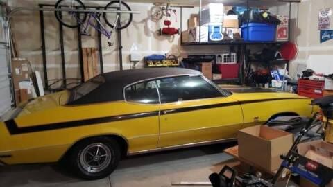 1970 Buick Gran Sport for sale at Classic Car Deals in Cadillac MI