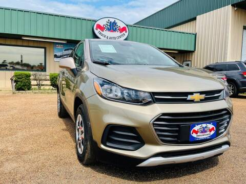 2018 Chevrolet Trax for sale at JC Truck and Auto Center in Nacogdoches TX