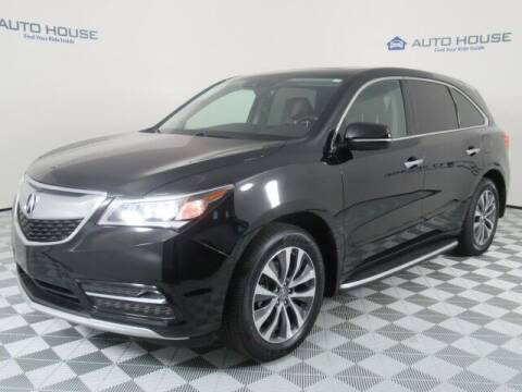2016 Acura MDX for sale at Autos by Jeff Tempe in Tempe AZ