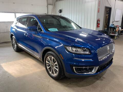 2020 Lincoln Nautilus for sale at Premier Auto in Sioux Falls SD