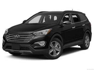 2015 Hyundai Santa Fe for sale at SULLIVAN MOTOR COMPANY INC. in Mesa AZ