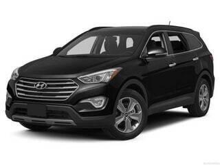 2015 Hyundai Santa Fe for sale at SULLIVAN MOTOR COMPANY INC. in Mesa AZ
