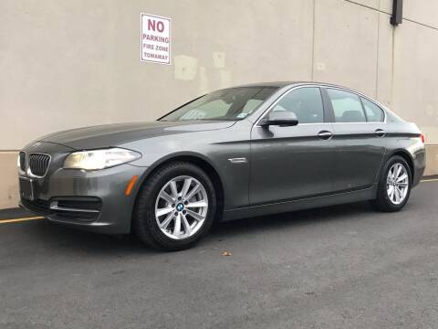 2014 BMW 5 Series for sale at International Auto Sales in Hasbrouck Heights NJ
