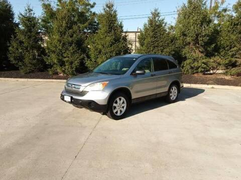 2008 Honda CR-V for sale at GLOBAL MOTOR GROUP in Newark NJ