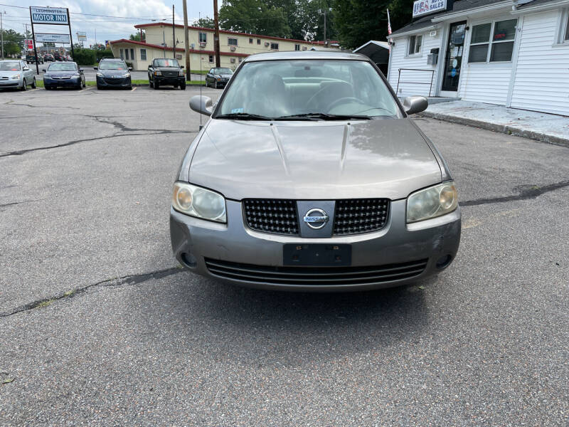 2005 Nissan Sentra for sale at USA Auto Sales in Leominster MA