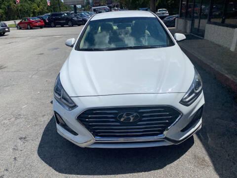 2018 Hyundai Sonata for sale at J Franklin Auto Sales in Macon GA