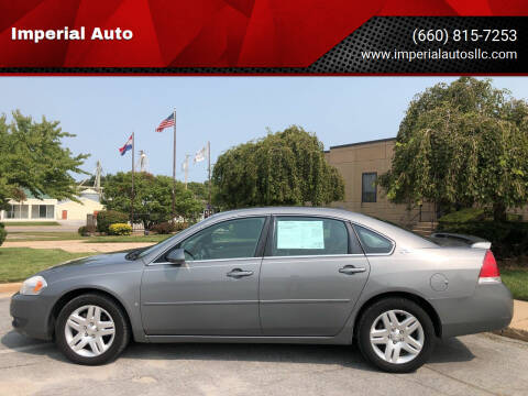 2006 Chevrolet Impala for sale at Imperial Auto, LLC in Marshall MO