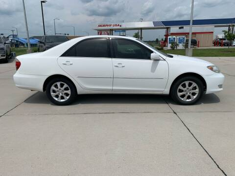 2005 Toyota Camry for sale at Sportline Auto Center in Columbus NE
