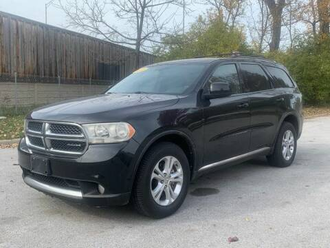 2012 Dodge Durango for sale at Posen Motors in Posen IL