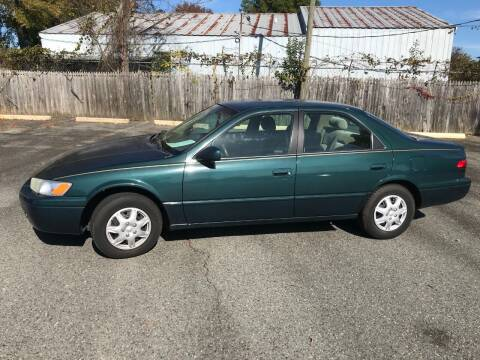 1998 Toyota Camry for sale at Mike's Auto Sales of Charlotte in Charlotte NC
