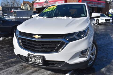 2018 Chevrolet Equinox for sale at Foreign Auto Imports in Irvington NJ