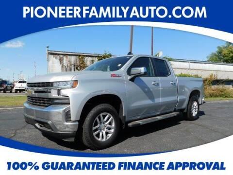 2020 Chevrolet Silverado 1500 for sale at Pioneer Family auto in Marietta OH