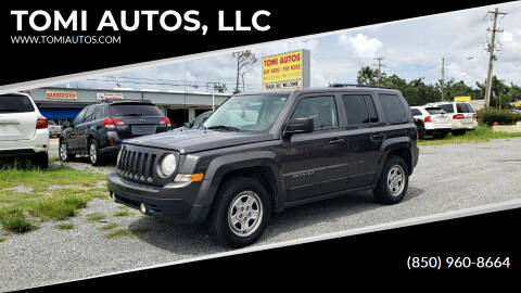 2015 Jeep Patriot for sale at TOMI AUTOS, LLC in Panama City FL