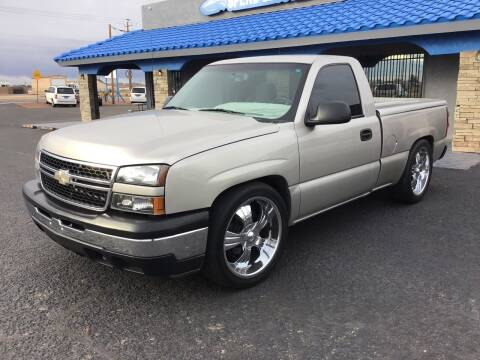 2006 Chevrolet Silverado 1500 for sale at SPEND-LESS AUTO in Kingman AZ