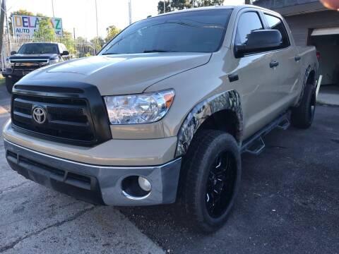 2011 Toyota Tundra for sale at Texas Luxury Auto in Houston TX