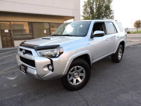 2014 Toyota 4Runner for sale at PK MOTORS GROUP in Las Vegas NV